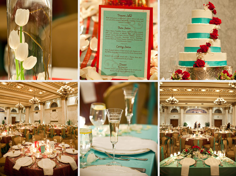 wedding at the tremont grand baltimore