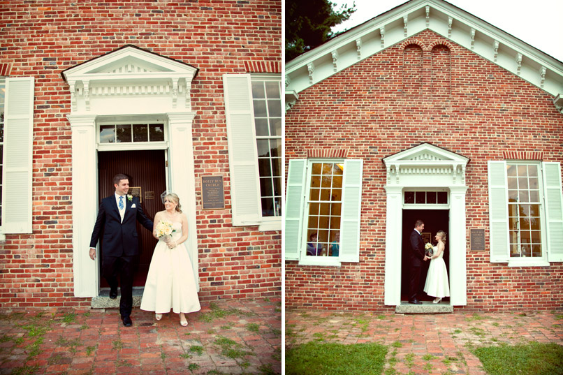 Holy Run Chapel Wedding Maryland