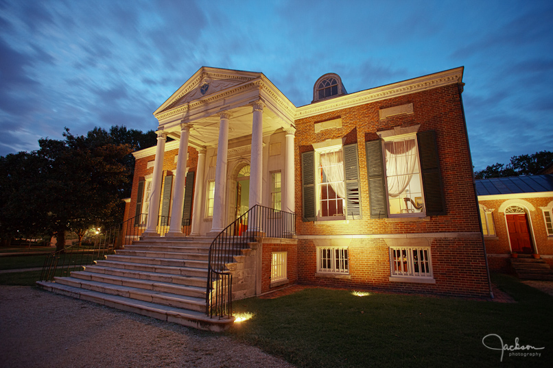 Homewood Museum Wedding Event