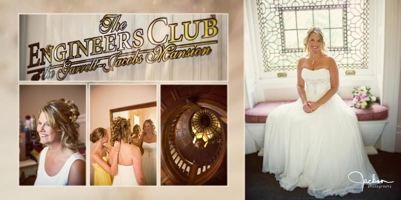 Engineers Club Wedding