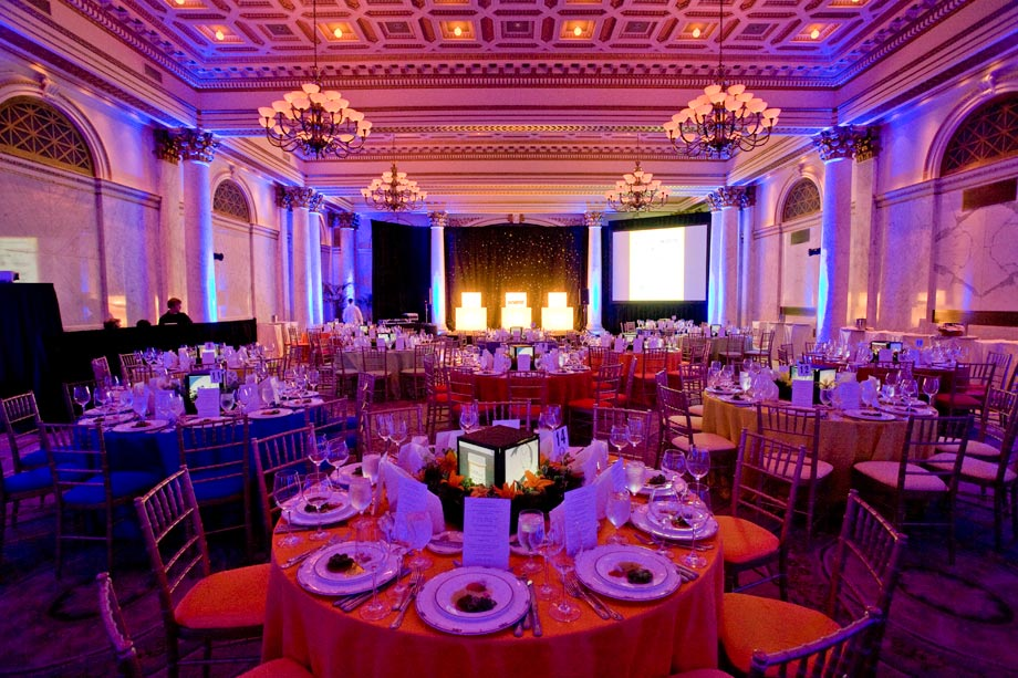 purple room event