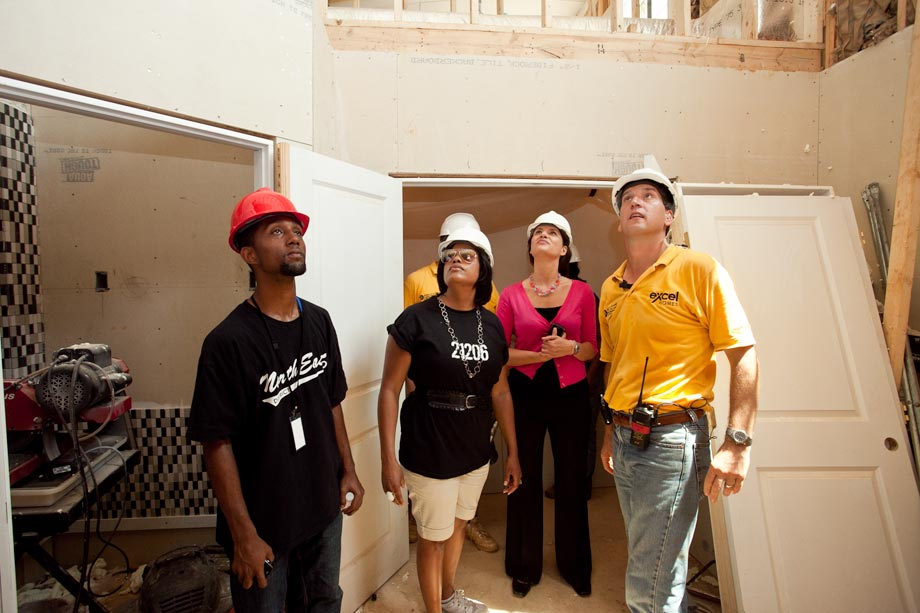rawlings blake extreme makeover