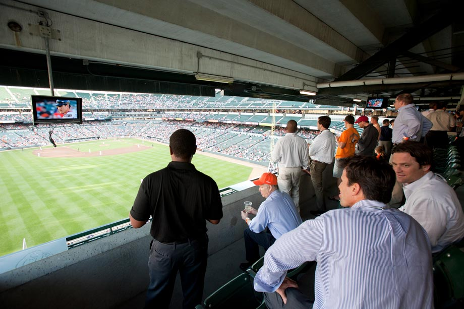 conference at camden yards