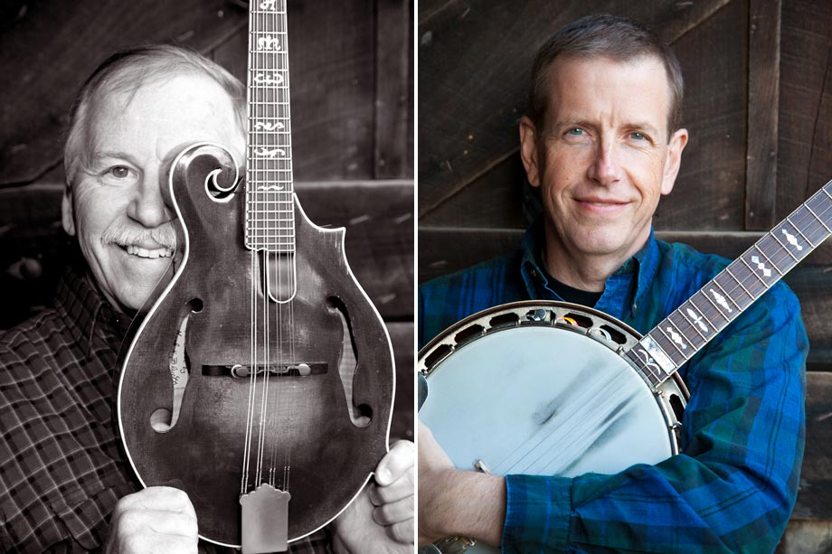 bluegrass band portraits