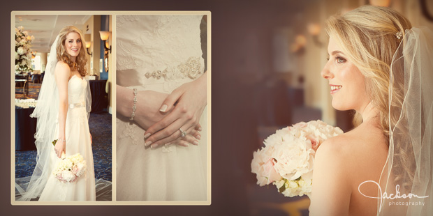 Joanna and Michael's Wedding Album Design | Jackson Photography ...