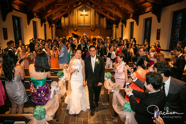asian wedding recessional