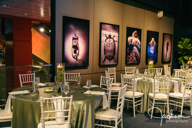 Host an Event  National Marine Aquarium