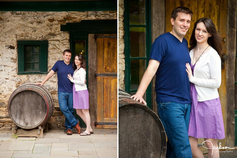 Boordy Vineyards Engagement
